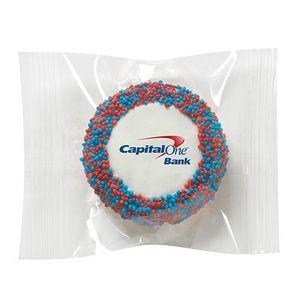 Printed Chocolate Covered Oreo® Cookies - Nonpareil Sprinkles/Printed Cookie